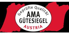 Logo AMA Gütesiegel