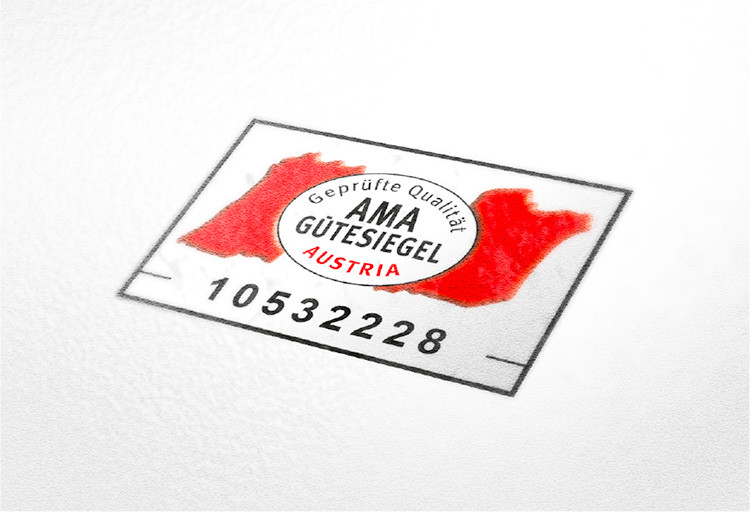Zertifikat AMA Gütesiegel